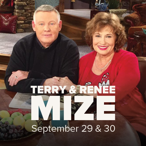Terry and Renee Mize